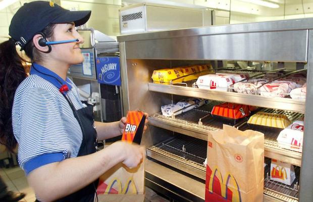 Как McDonald's завладя света?