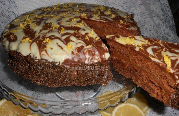 Шоколадово вдъхновение с лимонов аромат