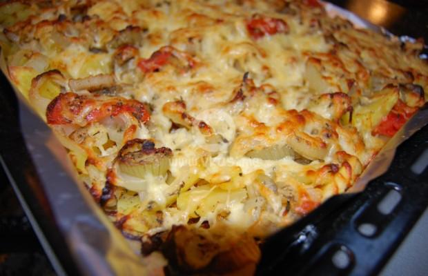 Картофено вълшебство на фурна ''Фантагиро''