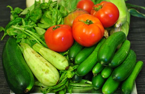 Три полезни зеленчука помагат срещу дехидратацията
