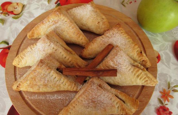 Ябълкови щруделчета