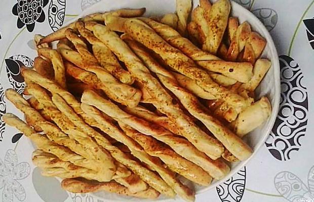 Домашни солети с кашкавал и сирене