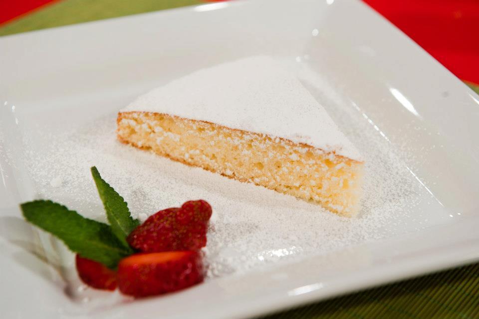 Лимонов кейк с рикота