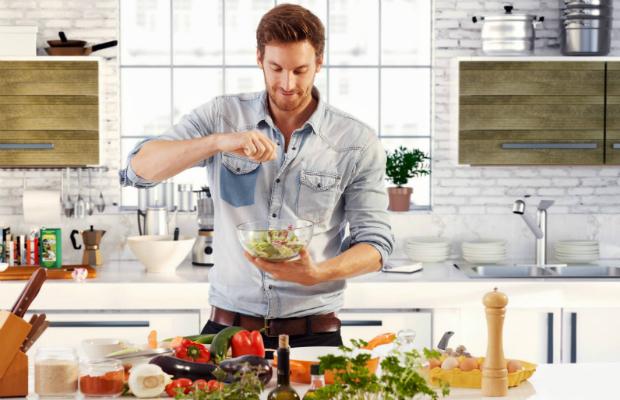 Силният пол завладява кухнята