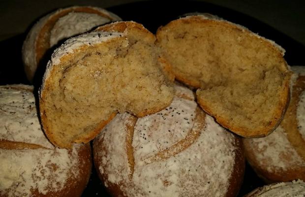 Грахамени хлебчета