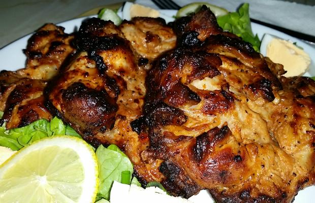Крехки пилешки пържолки