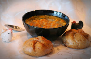 Супа от лапад и коприва