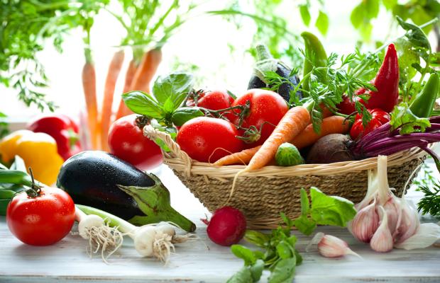 Вода и зеленчуци за добър метаболизъм