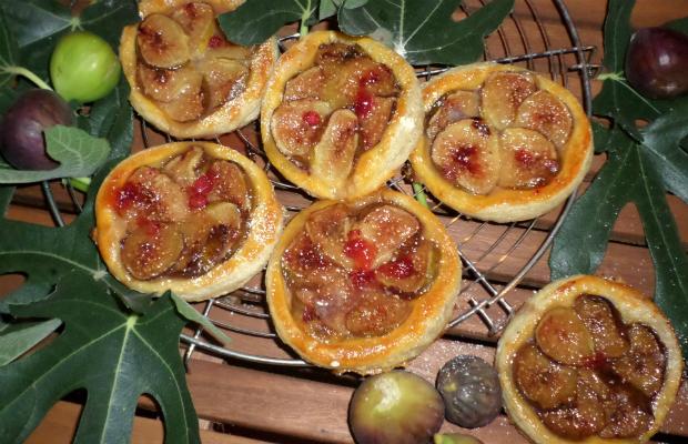 Тарталети със смокини