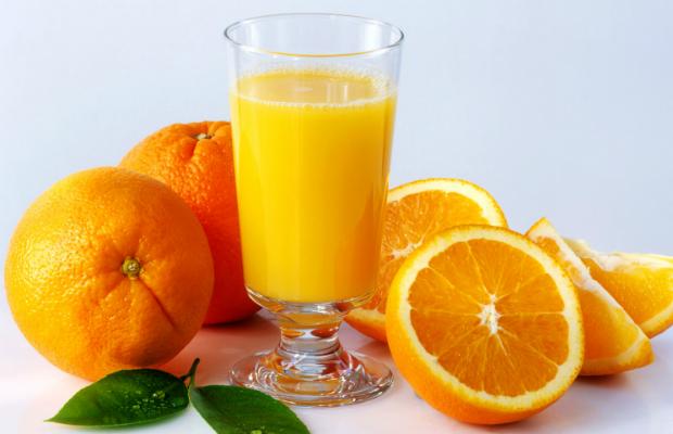 Портокалов сок или кафе?