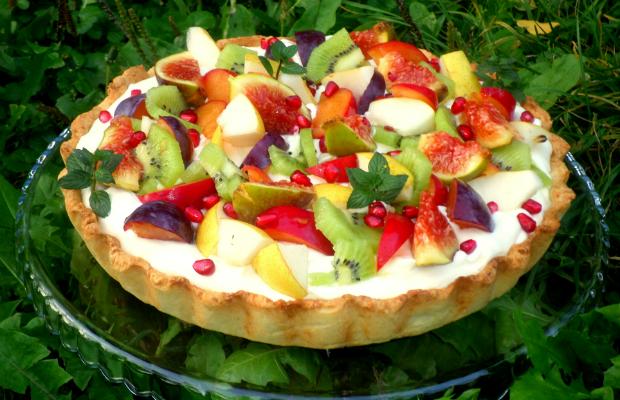 Плодов тарт