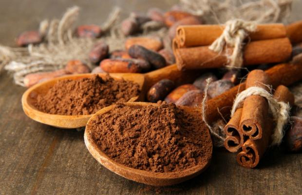 Какао и канела - символите на зимата