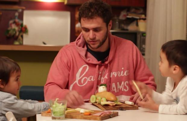 Детски сандвич-кола от Готвачковците