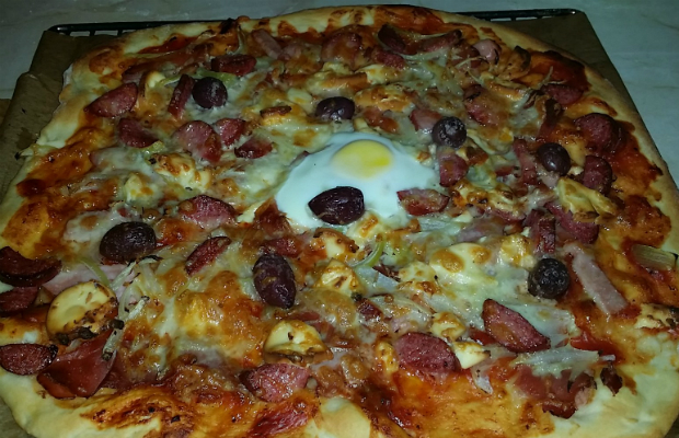 Семейна пица