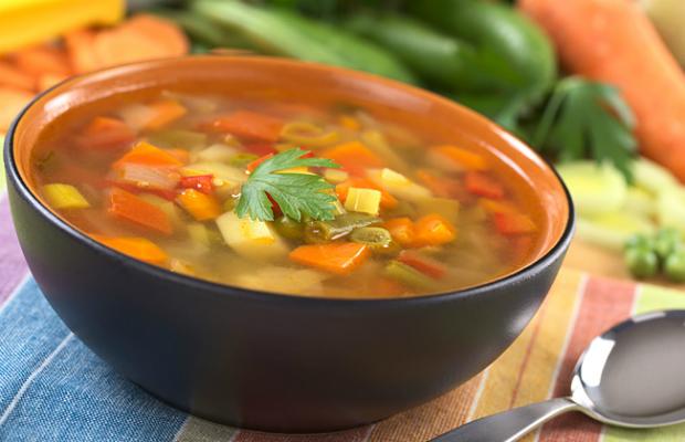 Кои са най-популярните супи по света?