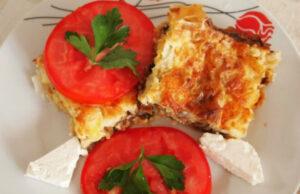 a la lasagna s gotovi kori za banitsa
