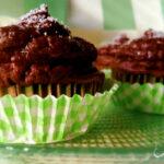 Диетични шоколадови кексчета с три съставки