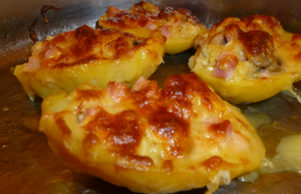 Картофени пантофки