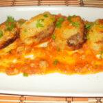Либийски пълнени картофи