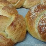 "Сладък еврейски хляб ""Хала"""