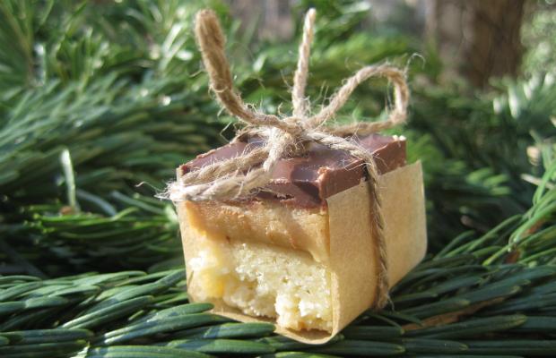 Милионерски масленки (Caramel Shortbread)