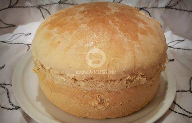 Домашен хляб в тенджера