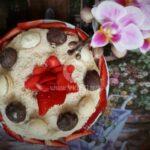 Лесна и бърза ягодова торта