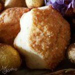 Великденски курабийки с лимонови и портокалови корички