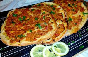 Лахмаджун (турска пица)