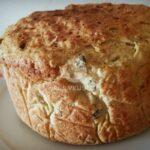 Хляб от два вида брашна и пшеничен зародиш