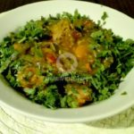 Зелен фасул със свинско
