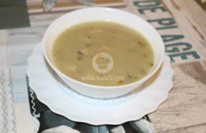 Супа с манатарки