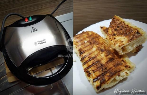 Бързи банички на тостер