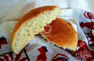 Хлебче без месене