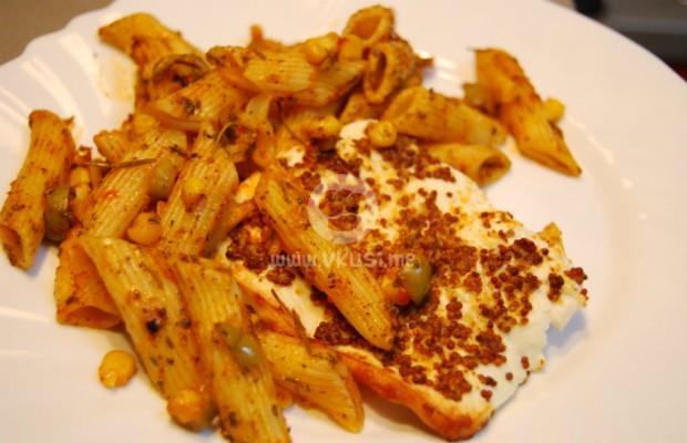 """Мароканска паста с ретро горчица """"Маракеш а ла Фес"""""""