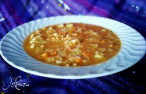 Супа с риба тон