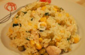 Шарен ориз
