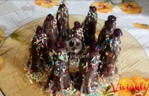 Коледни скалички елхички