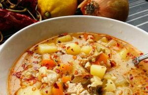 Агнешка супа по селски