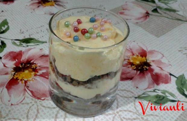 Лесен десерт без варене