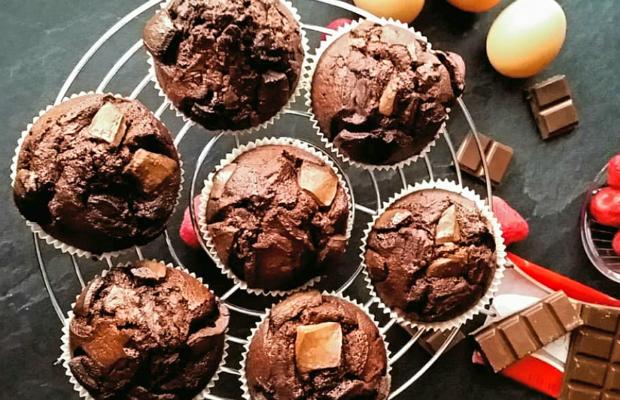 Супер шоколадови кексчета