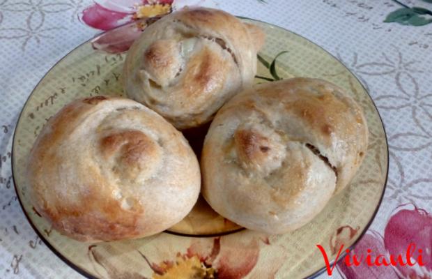 Лучени хлебчета
