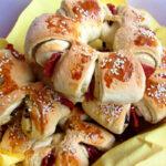 Гевречета с риган и маслини