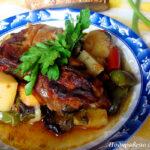 Чанахи - агнешко със зеленчуци по грузински