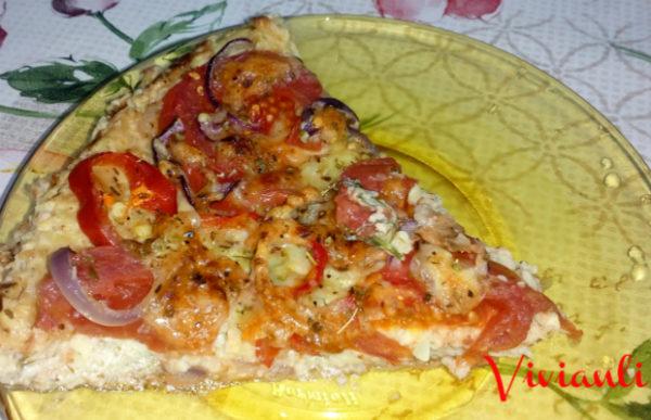 Пица от тиквички