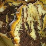 Лесен шарен кекс