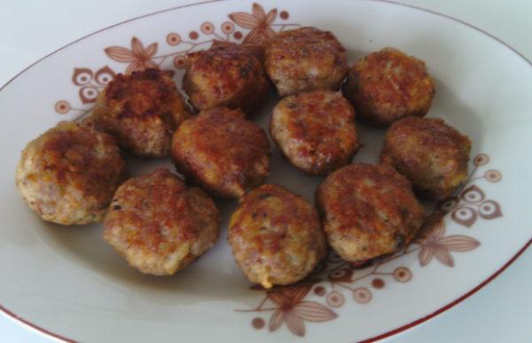 Кюфтенца с маслини