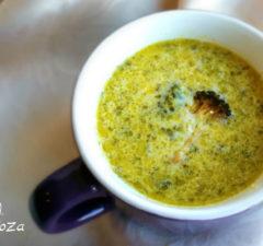 Супа от броколи и чедър