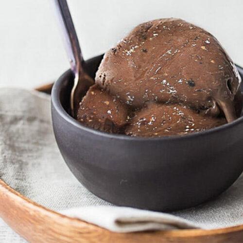 Хрупкав протеинов сладолед