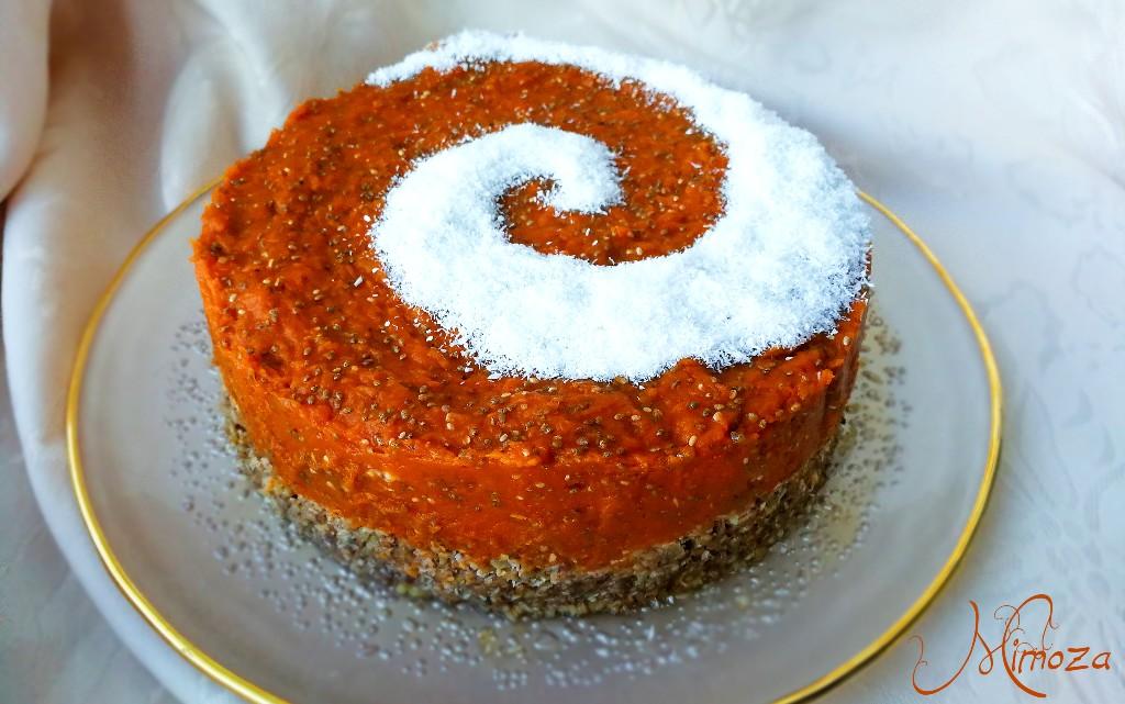 Тиквена торта